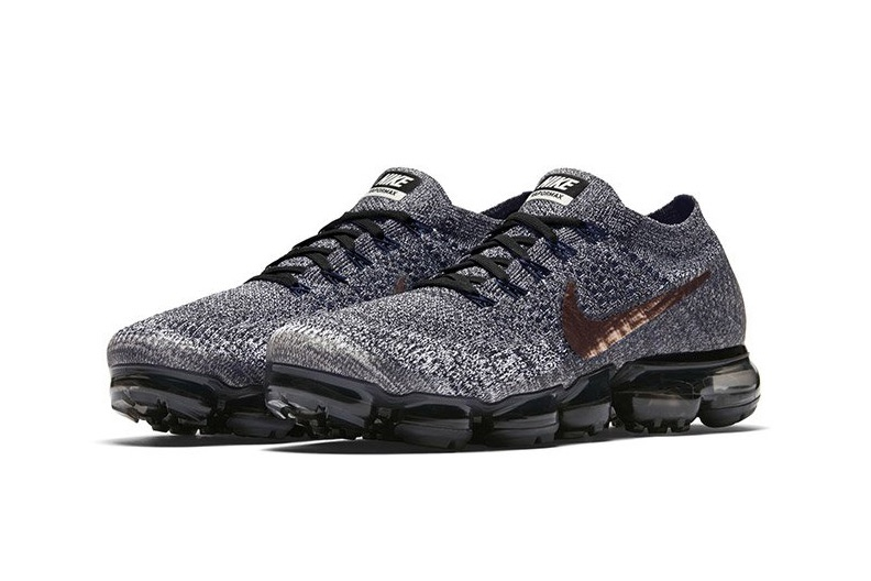 В семействе Nike Air VaporMax пополнение — «медные» кроссовки