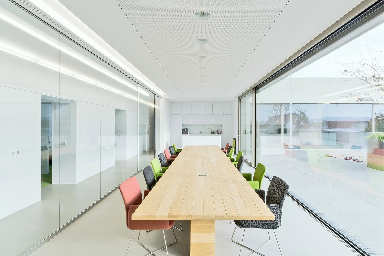 Офис компании Greiner в Германии