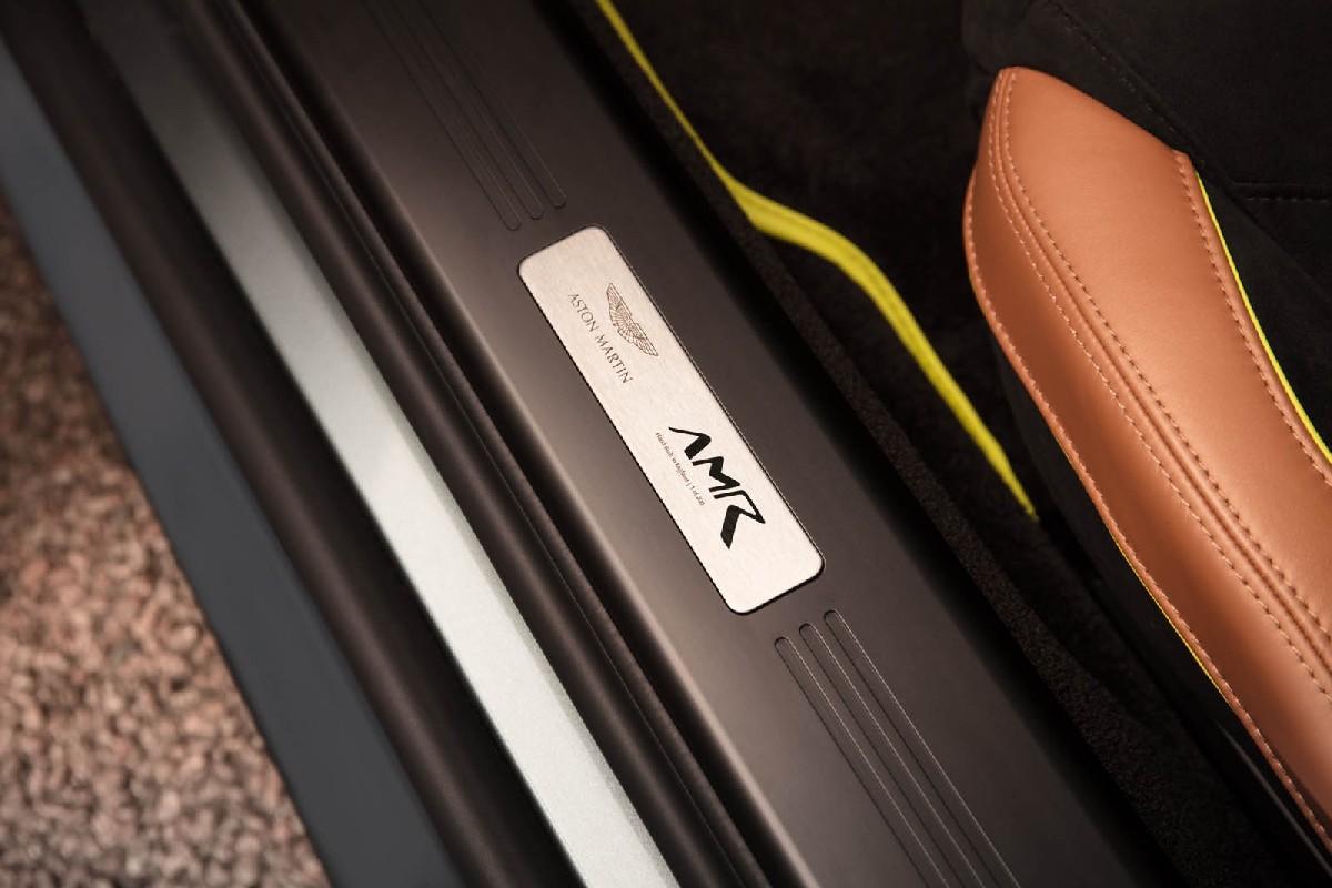 Первой серийной моделью бренда AMR стал Aston Martin Vantage