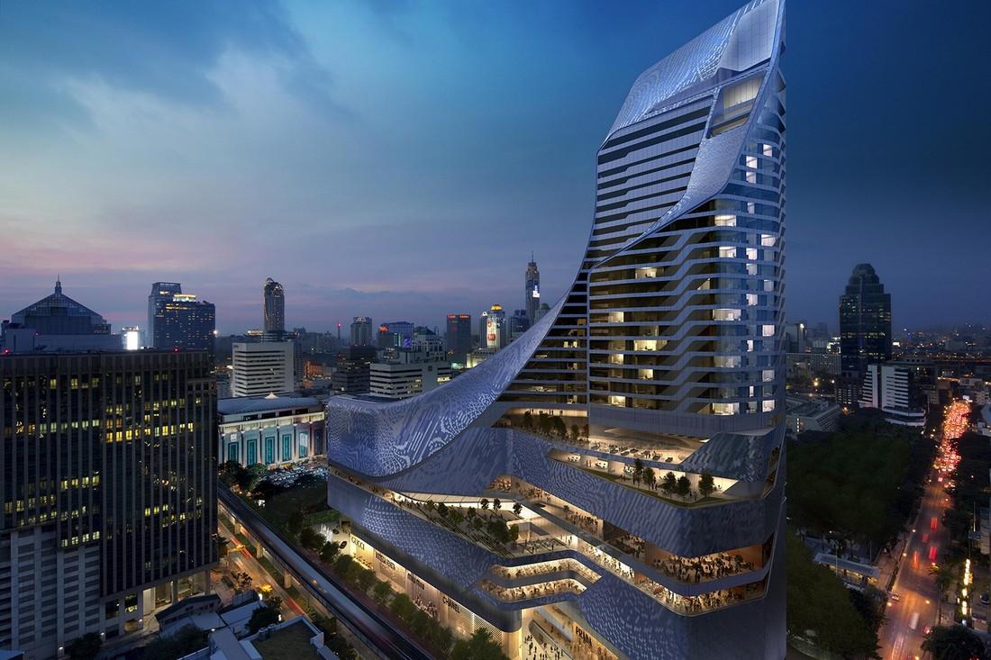 Первые кадры эксклюзивного Park Hyatt Bangkok