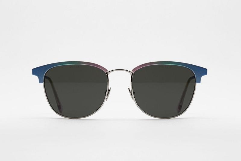 "Pigalle и SUPER by RETROSUPERFUTURE представили солнцезащитные очки ""Terrazzo"""