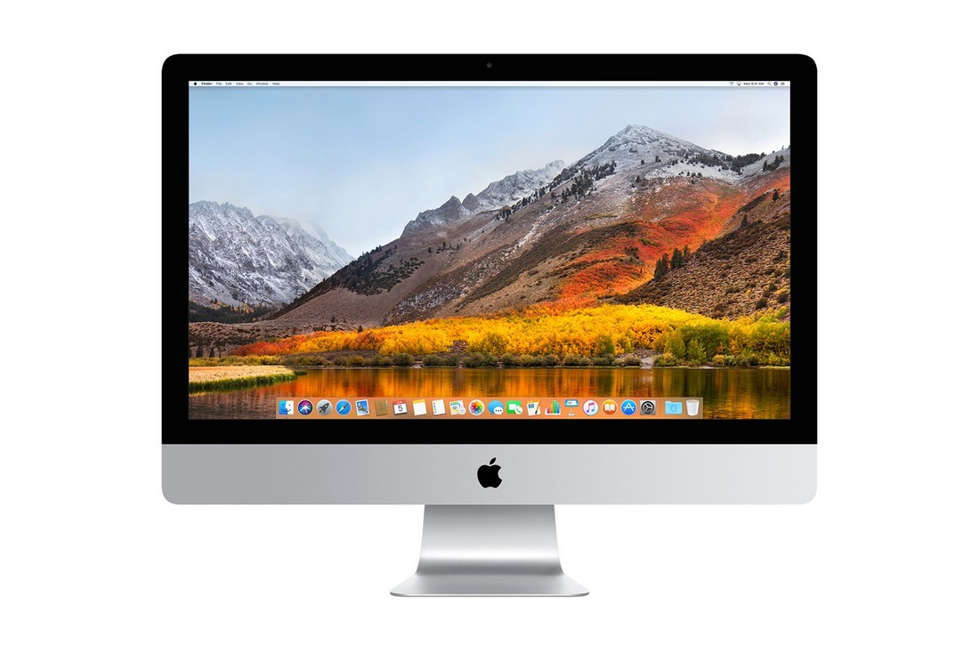 Представлена операционная система macOS High Sierra