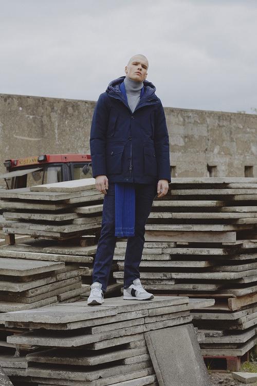 Новая коллекция верхней одежды Woolrich весна/лето 2018