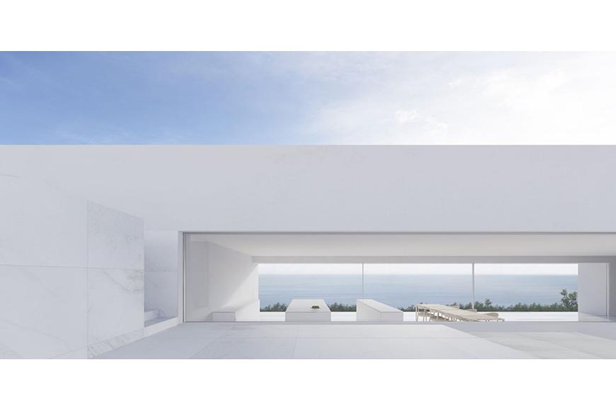 Дом Zarid – пристанище минимализма на побережье Испании