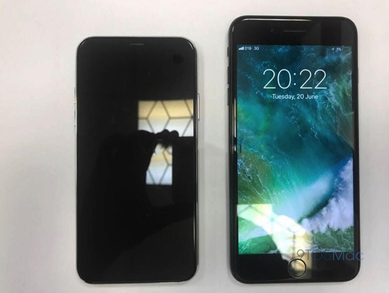 Apple выпустит три iPhone с OLED-дисплеем в 2018 году