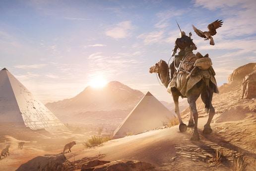 В Сети появился трейлер Assassin's Creed Origins