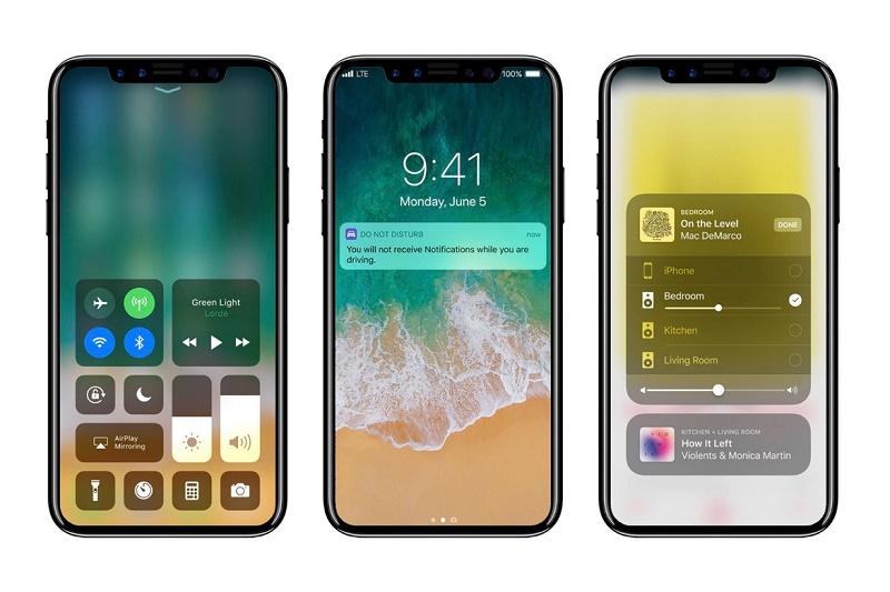 Аксессуары для iPhone 8 подтвердили дизайн будущей новинки