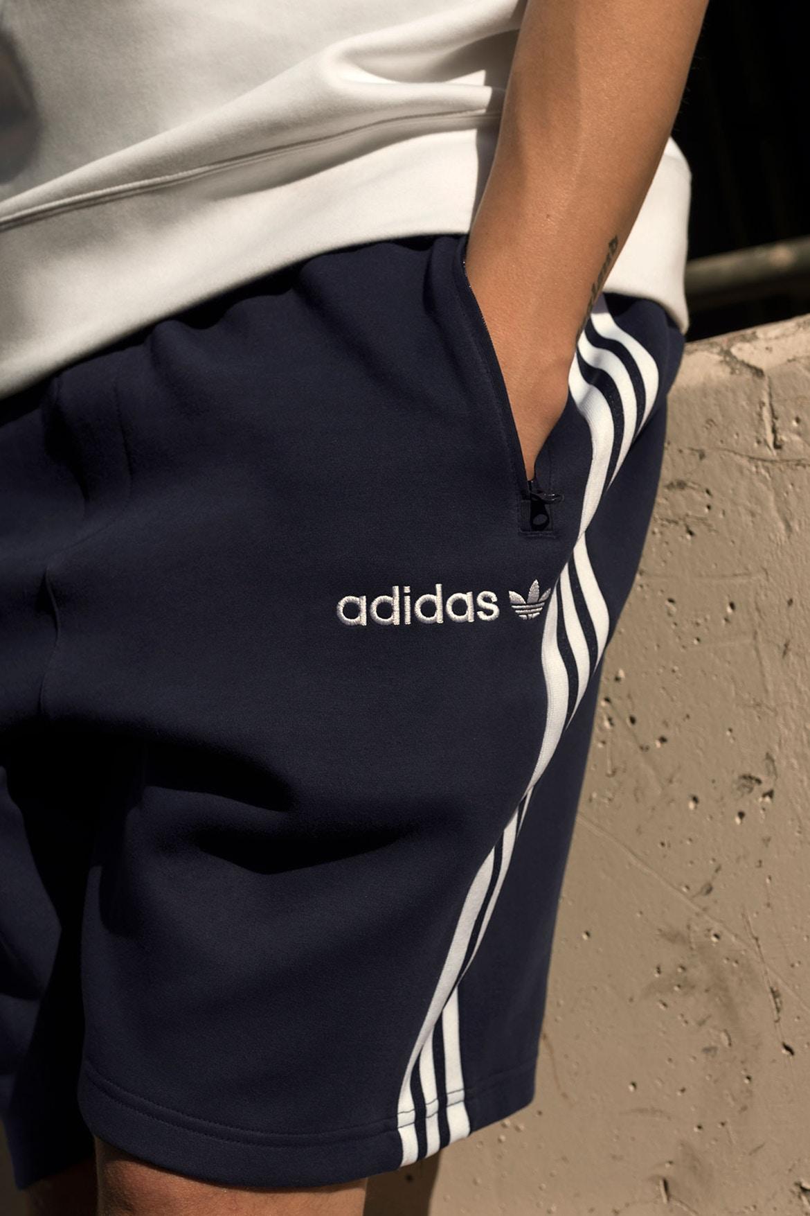 adidas Originals возрождают стиль 70-х годов, презентуя лукбук новой коллекции