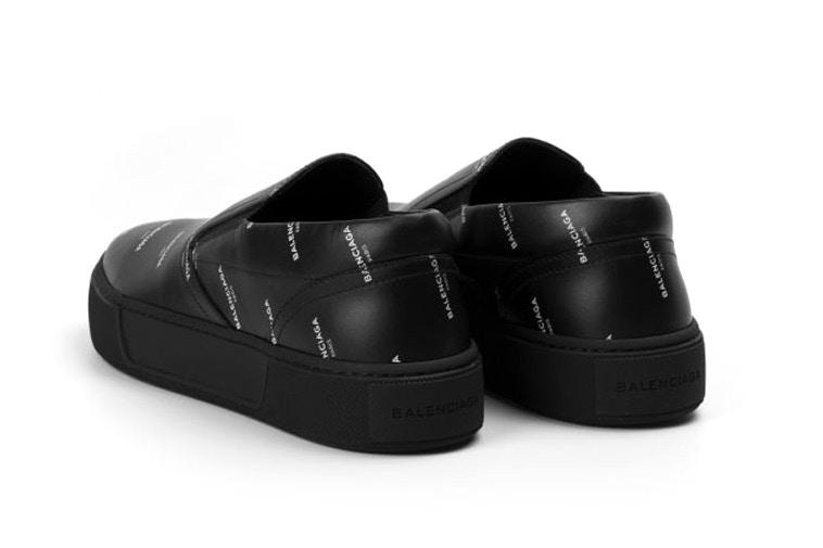 Тяжелые ботинки от Balenciaga