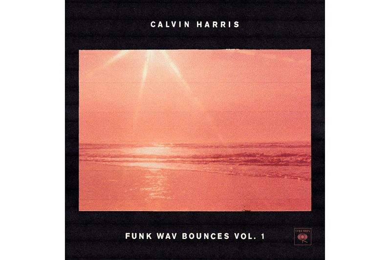 Пятый студийный альбом Calvin Harris — Funk Wav Bounces Vol. 1
