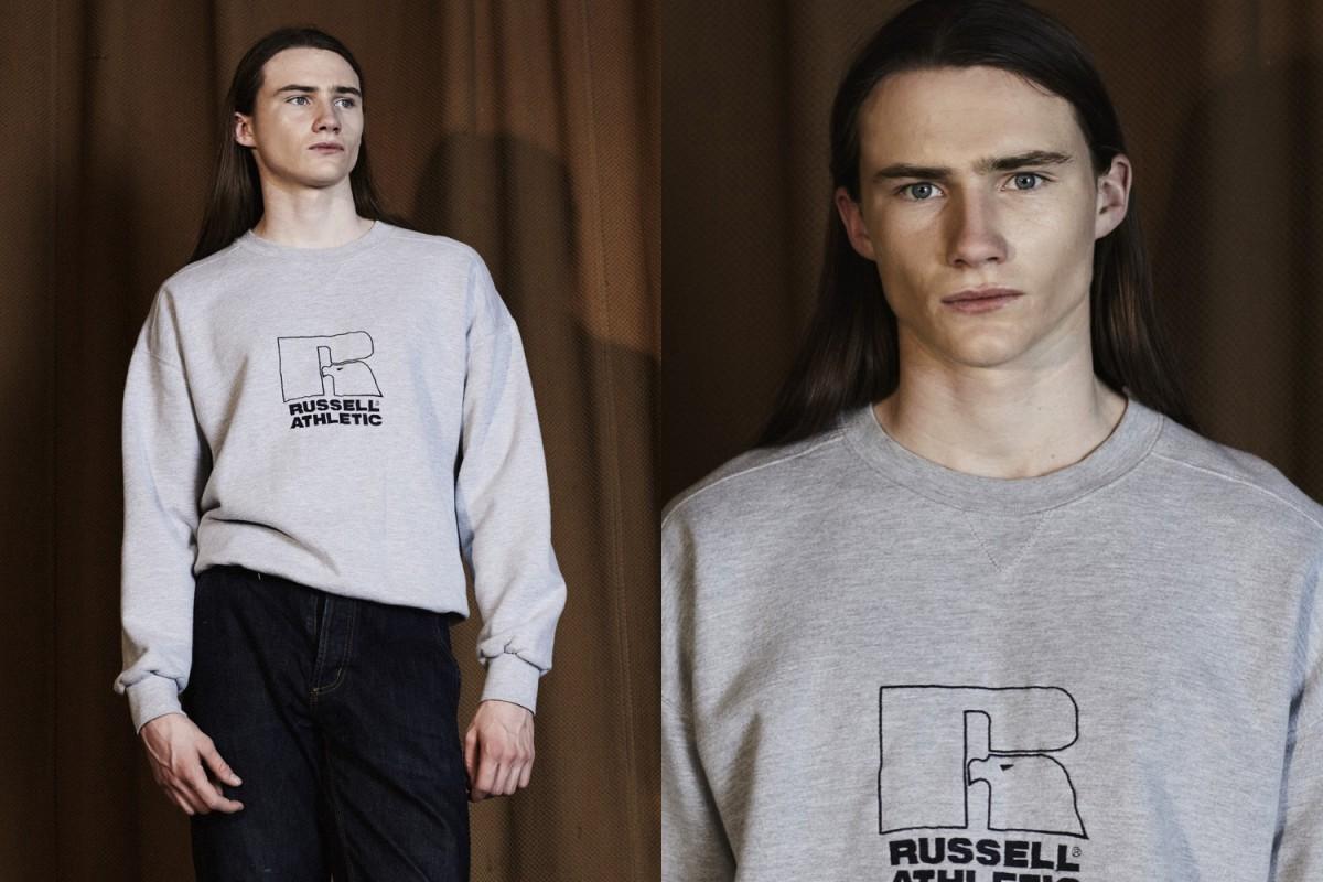 Russell Athletic исследует свои американские корни в осенне-зимней коллекции